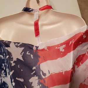 American Apparel Accessories - American Flag wrap.